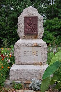 Boones Cave Park