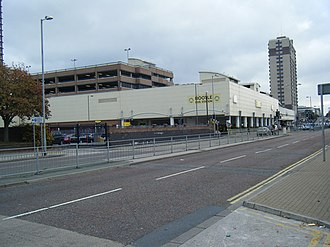 Bootle - Bootle bus station