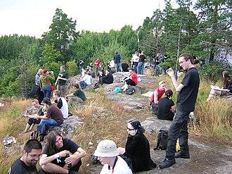 Assembly (demoparty) - Boozembly 2005