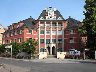 Borsdorf - Town hall