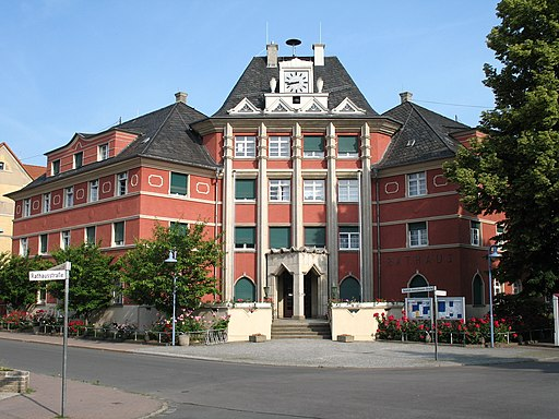 Borsdorf town hall