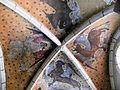 Boussac (Creuse) - Eglise Sainte-Anne - Peintures représentant les évangélistes.JPG