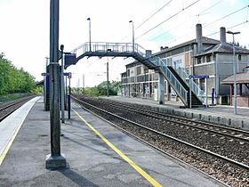 Image illustrative de l'article Gare de Boves