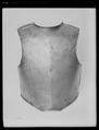 Bröstharnesk, karolinsk typ 1600-talets senare del - Livrustkammaren - 36516.tif