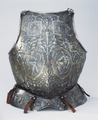 Bröstharnesk till Erik XIVs rusting - Livrustkammaren - 73818.tif