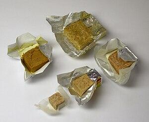 Bouillon cube - Various bouillon cubes