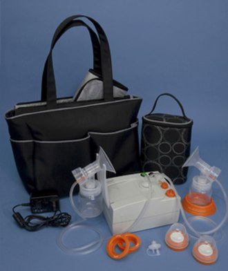 Breast pump - Hygeia Enjoye electric breast pump