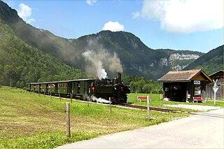 Reuthe Place in Vorarlberg, Austria
