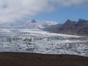 Breiðamerkurjökull - Breidamerkurjokull