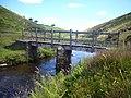 Bridge over the Barle at Cornham Ford - geograph.org.uk - 616416.jpg