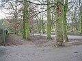 Bridleway - Myrtle Park - geograph.org.uk - 1119654.jpg