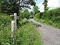 Bridleway Near Newhouse Farm - geograph.org.uk - 1349891.jpg