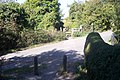 Bridleway stops at Star Lane to become a footpath - geograph.org.uk - 1505675.jpg