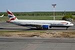 British Airways, G-VIIF, Boeing 777-236 ER (41408274074).jpg