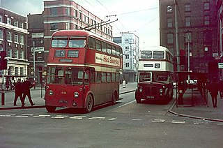 Trolleybuses in Manchester