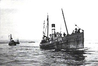 Naval drifter