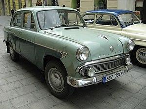 Москвич-402 — Википедия