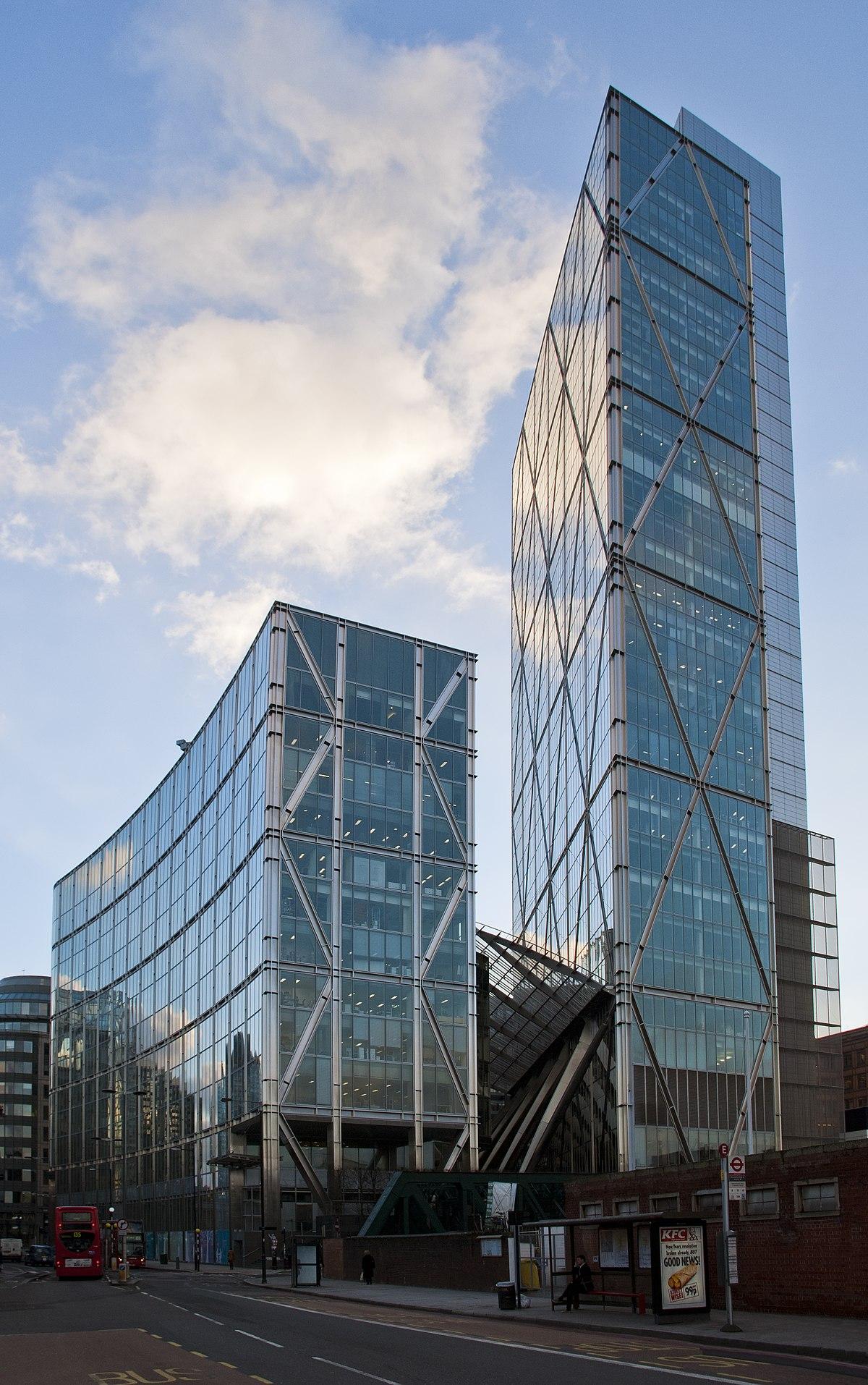 Broadgate Tower Wikipedia