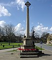 Broadway War Memorial - geograph.org.uk - 747367.jpg