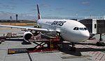 Broken VH-EBO Qantas Airbus A330-202 (32107205765).jpg