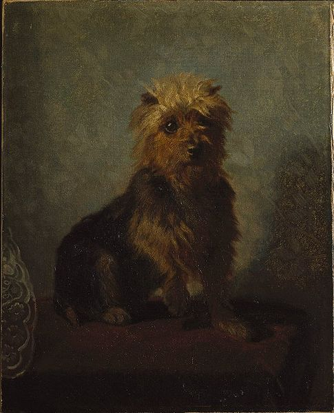 File:Brooklyn Museum - Chadwick's Dog - Abbott H. Thayer - overall.jpg