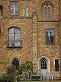 Broughton Castle - Rear wall.jpg