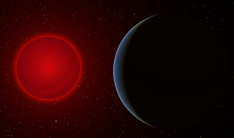 2M 1237+6526 - Image: Brown dwarf 2M 1237+6526 and companion