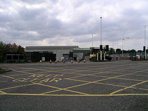 Browns Lane plant - Browns Lane plant