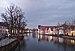 Bruges, BE (DSCF4831) looking North from the Snaggaardstraat bridge.jpg