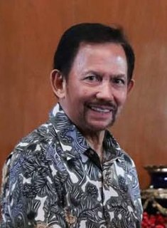 Hassanal Bolkiah Sultan of Brunei