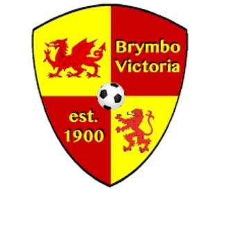 Brymbo Victoria F.C. - Image: Brymbo Victoria Badge