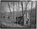 Buckhorn Manor, Log Dwelling, State Route 603, Bacova, Bath County, VA HABS VA,9-BACO.V,1C-1.tif