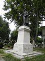 Bucuresti, Romania, Biserica Sfantul Gheorghe Nou) (Statuia lui Constantin Brancoveanu din fata Bisericii) B-II-m-A-18225.JPG