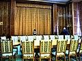 Bucuresti, Romania. PALATUL VICTORIA. (Sediul Guvernului Romaniei) 1. Dec. 2015 (interior, detaliu 7)(B-II-m-A-19877).jpg