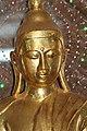 Buddha statue in Chaukhtatgyi Buddha temple Yangon Myanmar (2).jpg
