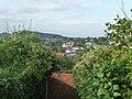 Budleigh Salterton , Hillside Scenery - geograph.org.uk - 1476769.jpg