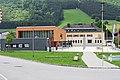 Buerger- und Musikzentrum Molln und altes Gemeindehaus 28-05-2015.jpg