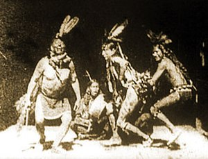 Buffalo Dance (film) - Image: Buffalo Dance 1894