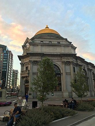 Buffalo Savings Bank - Image: Buffalo Savings Bank (2016)