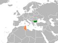 Bulgaria Tunisia Locator.png