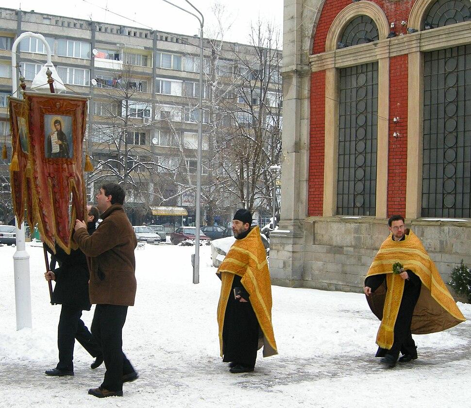 Bulgarian Orthodox Priests