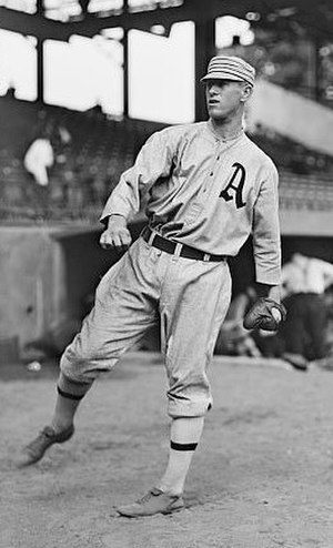 Denny Williams - Williams got his first MLB hit off of Bullet Joe Bush (pictured) in 1924.