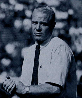 Bump Elliott - Elliott from the 1962 Michiganensian