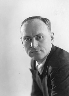 Bernhard Minetti German actor