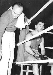 László Papp Hungarian boxer