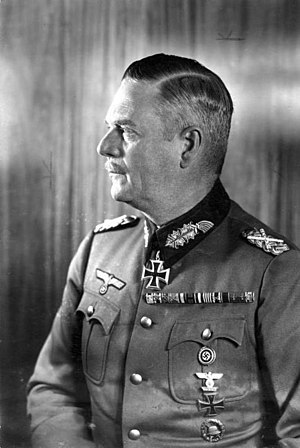 Gabriele Ferzetti - Wilhelm Keitel, played by Ferzetti in Hitler: The Last Ten Days