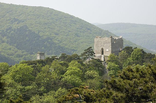 Ruine Burg Mödling