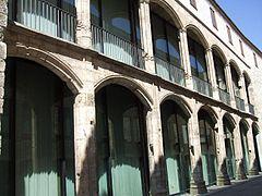 Burgos - Casa del Cordon 3.JPG