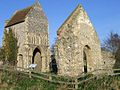 Burnham Norton Friary Gatehouse - geograph.org.uk - 123867.jpg