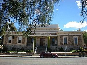 Burra, South Australia - Burra Town Hall